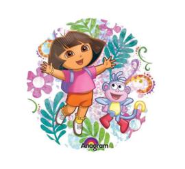 Dora folie ballon 45cm