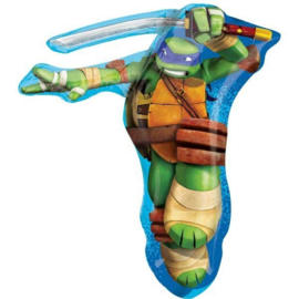 Turtles folie ballon 73cm