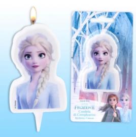 Frozen 2 taartkaars 5x9,5cm