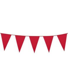 Vlaglijn rood 10m