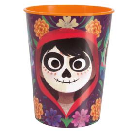Coco beker plastic herbruikbaar