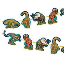 Dinosaurus slinger 3m x 15cm