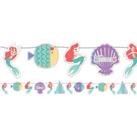 De kleine zeemeermin slinger 2m
