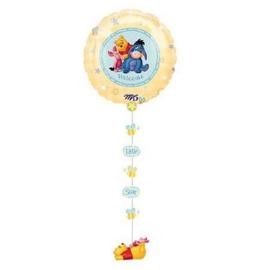 Winnie de Poeh folie ballon 61cm