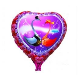 Folie ballon flamingo