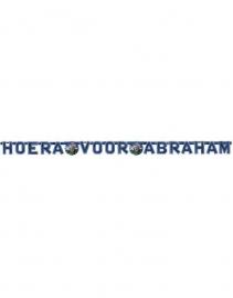 Wenslijn Hoera voor Abraham 50 jaar