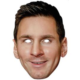 Messi voetbal masker