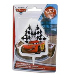 Cars kaars taart 10cm