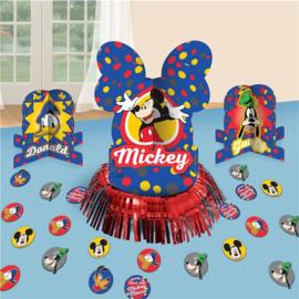 Mickey Mouse versiering tafel set