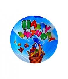 Borden Happy Birthday verjaardag