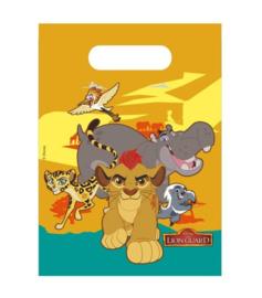 The Lion King feestzakjes 6 stuks