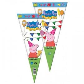 Peppa Pig snoepzakjes 10 stuks