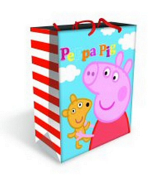 Peppa Pig cadeautas 27x32cm
