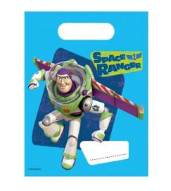 Toy Story feestzakjes 6 stuks