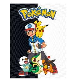 Pokemon tafelkleed plastic 1,2mx1,8m