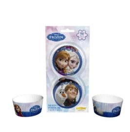 Frozen cupcakes 50st 5cm