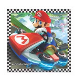 Super Mario servetten 20 stuks 33x33cm