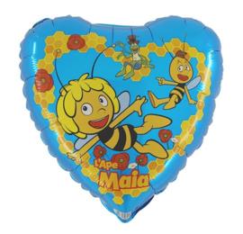 Maya de bij folie ballon 45cm