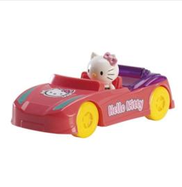 Hello Kitty taartversiering 11cm