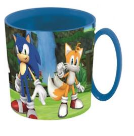 Sonic the hedgehog mok herbruikbaar
