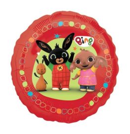 Bing konijn folie ballon 45cm