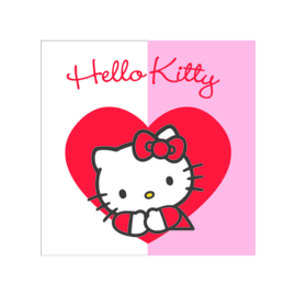 Hello Kitty servetten 20 stuks 33x33cm