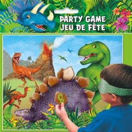 Dinosaurus spel voor 12 spelers