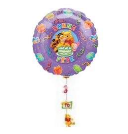 Winnie de Poeh folie ballon 86cm