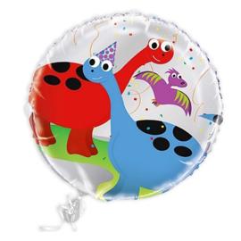 Dinosaurus baby folie ballon 45cm