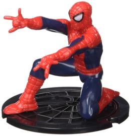 Spiderman taart versiering