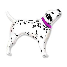 101 Dalmatiers hond folie ballon 82x90cm