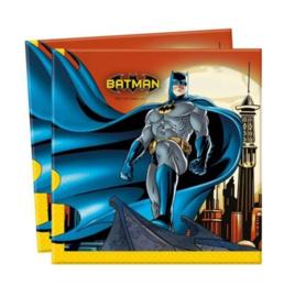 Batman servetten 20 stuks 33x33cm