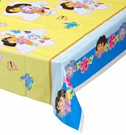 Dora tafelkleed plastic 137x182cm