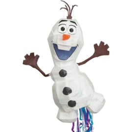 Olaf de sneeuwpop pinata