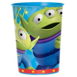Toy Story beker herbruikbaar 454ml