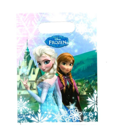 Frozen feestzakjes 6 stuks