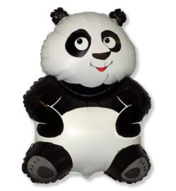 Panda folie ballon 50x46cm