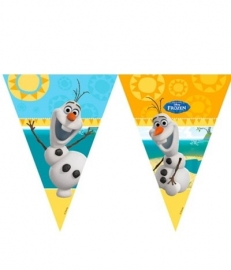Olaf Frozen vlaggenlijn