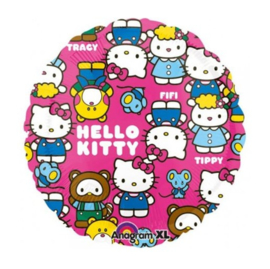 Hello Kitty folie ballon 43cm