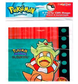 Pokemon feestzakjes 8 stuks