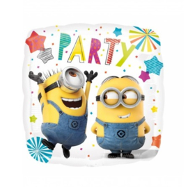 Minions party folie ballon 43cm