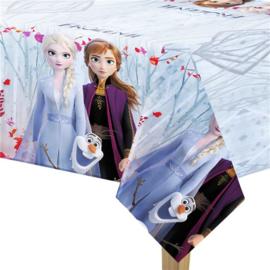Frozen 2 tafelkleed plastic 1,2mx1,8m