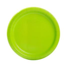 Borden groen 10 stuks 23cm