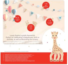 Sophie la girafe feestpakket