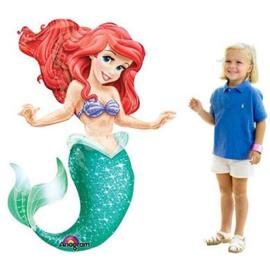 De kleine zeemeermin Ariel airwalker 96x134cm