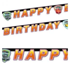 Cars 3 letterslinger 2m
