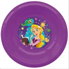 Rapunzel prinses bord 17,3cm