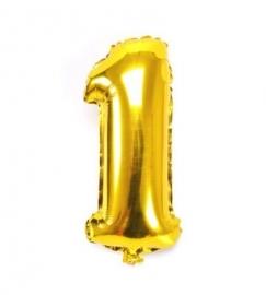 Folie ballon verjaardag 1 jaar