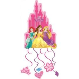 Prinsessen trekpinata 28x22x15cm