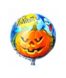 Folie ballon Gelukkig Halloween